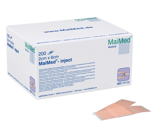 MaiMed® – inject Injektionspflaster