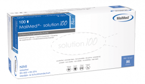 MaiMed® – solution 100 PF Nitrilhandschuh