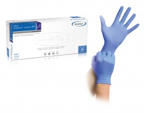 MaiMed® - solution 100 blue violet Nitrilhandschuh
